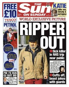 RIPPER 'KILLED MORE' Yorkshire Ripper Peter Sutcliffe 'murdered eight more' claims top cop who got sicko serial killer to admit to unknown crimes