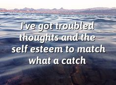 What a catch Donnie- Fall Out Boy: Folie à Duex lyrics