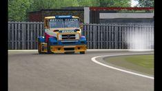 Mercedes-Benz L Series Formula Truck at Top Gear Testing