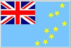 Tuvalu Flag