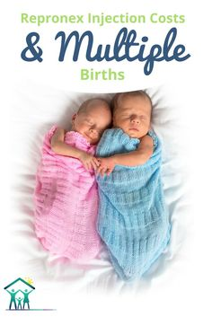 Repronex injection costs and multiple births go together like hands and gloves. Not only do couples have to contend with paying for fertility medications out of pocket, but the resulting pregnancies often introduce expenses of their own. Multiple births have additional hidden costs. http://www.growingfamilybenefits.com/repronex-injection-costs-multiple-births/