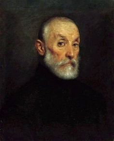 Portrait of an Elderly Man - Giovanni Battista Moroni. Oil on canvas. Norton Simon Museum, Pasadena CA, USA.