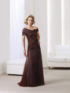 211912 Mon Cheri Montage Mother's Dress 211912#wedding #dress
