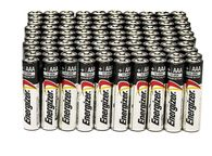 Energizer Aaa Max Alkaline E92 Batteries Made In Usa Expiration 12 2026 Or Later 100 Count Energizer Energizer Battery Batteries