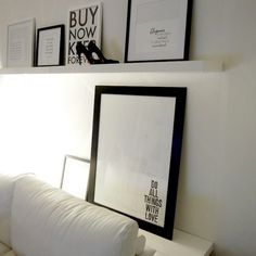 Prints and frames <3