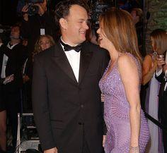 Tom Hanks And Rita Wilson's Love Throughout The Years