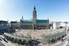Hamburg#rathaus