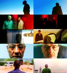 """""""I don't think we're alike at all, Mr."""" -Breaking Bad This show is amazing and I will try to convince everyone I know and love to watch it and love it. Breaking Bad, Cinematic Photography, Film Photography, Light Film, Movie Shots, Film Inspiration, Film School, Film Books, Film Stills"""