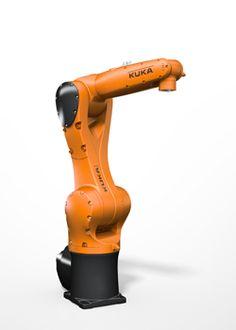 KUKA Industrial Robots - KR 6 R900 fivve (KR AGILUS)
