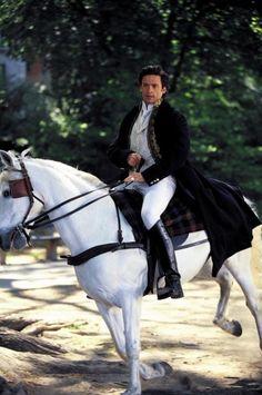 Kate and Leopold Hugh Jackman   Hugh Jackman in Kate and Leopold, Dir. James Mangold (2001).