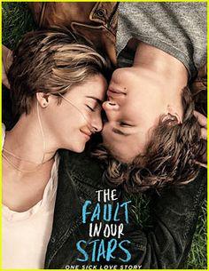 Shailene Woodley & Ansel Elgort: 'Fault in Our Stars' Poster!
