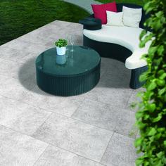 Lumea Platte Quarz mit marmorähnliche Oberfläche leicht strukturiert.