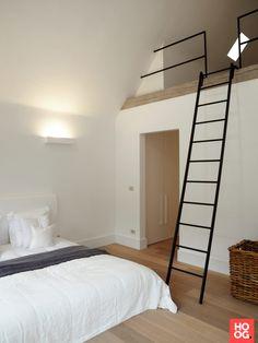 Moderne slaapkamer inrichting | slaapkamer inspiratie | bedroom ideas | master bedroom | Hoog.design