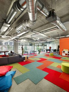 Chart Boost Office Design by Min Day
