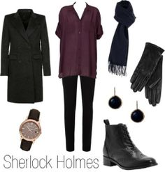 Sherlock http://character-inspired-fashion.tumblr.com/