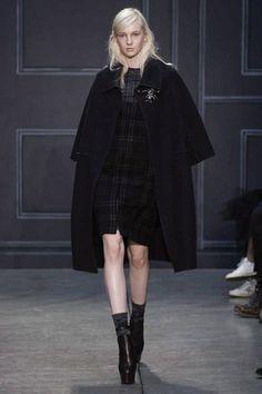 Vera Wang fall winter 2014-2015 #fashion #nyfw