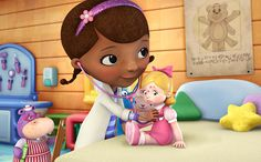 What is good kids' TV?  Ken Tucker looks at 'Doc McStuffins' and what we all want from children's programming