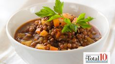 Full of flavor and high in nutrition value, these crunchy fire lentils will leave you feeling satisfied.