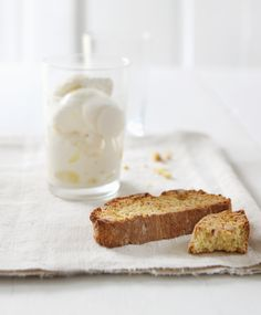 ice cream + biscotti. recipe from The Coastal Table: Recipes Inspired by the Farmlands and Seaside of Southern New England, published by Union Park Press (2013).