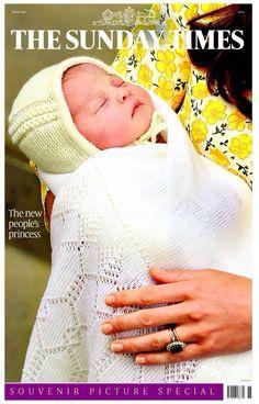 Tomorrow's Sunday Times - The New People's Princess