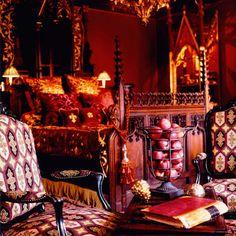 Dining in Edinburgh, Boutique Gothic Hotel | | The Witchery, Edinburgh