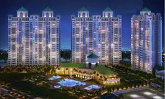 Introduction ATS Pious Hideaways is a new property in Noida which is a premium housing design located at Sector 150 Noida adjacent to . Sport Hall, New Property, Lush Green, Apartments For Sale, Wisteria, Marina Bay Sands, Acre, New York Skyline, Skyscraper