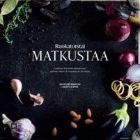Suosittu Ruokatorstai-kirjasarja täydentyy kirjalla, jossa kierretään ruokamatkalla ulkomailla. Kirjaan on koottu Helsingin Sanomien parhaita etnisiä ruokareseptejä viime vuosilta. Mukana on reseptejä mm. Italian, Ranskan, Meksikon, Pohjois-Afrikan, Thaimaan, Kiinan ja Japanin keittiöistä. Kirjan toimittaa Helsingin Sanomien ruokatoimittaja Katja Bäcksbacka. Kirjasarjan aiemmat osat ovat Ruokatorstai, Ruokatorstain Joulu, Ruokatorstain kesä ja Ruokatorstai leipoo.