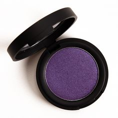 "Kat Von D Danzig Metal Crush Eyeshadow ($21.00 for 0.10 oz.) is described as a ""pearlescent violet."" It's a brightened, medium-dark violet purple with cool undertones and a pearly sheen. It had good color payoff with a fairly soft, smooth consistency that was just a smidgen firm in the pan compared to other shades, so …"
