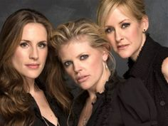 """Dixie Chicks - Back in their heyday, I had their album """"Fly"""" on repeat.  Their music still gives me hope that a cowboy will someday take me away."""
