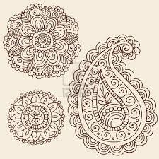 Image result for zentangle of flower