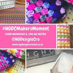 If there are any Twitter addicts amongst us then this is for you. Ever Wednesday I host the #HGDCMakersMoment at 8pm where all the Makers of Twitter can meet up. Tonights theme is lurrrrve obvs. Come along it would be lovely to see you  #HGDesignsCrochet #HGDC #HGDCMakersMoment #MeetUp #TweetUp #Makers #Creators #Crafters #Crocheters #Knitters #Sewists