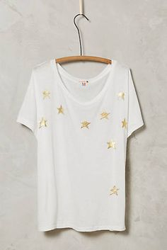 Gold Star Tee
