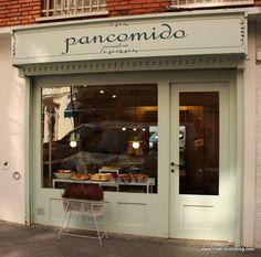 MADRID COOL BLOG panadería PANCOMIDO// General Oraa // interiorismo y decoración : Lucas y Hernández - Gil arquitectos
