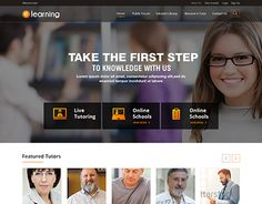 """Check out new work on my @Behance portfolio: """"Elearining"""" http://be.net/gallery/37026407/Elearining"""