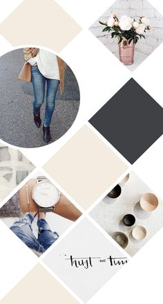 March Moodboard // Sunday Design Studio