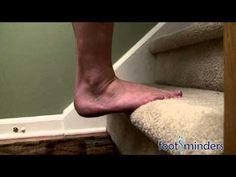 Plantar Fasciitis Exercises / Heel Pain Stretches Part 2