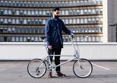 Whippet Bicycle is fully adjustable to suit most sizes and types of riders.