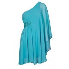 AX Paris Grecian Embellished Drape Dress