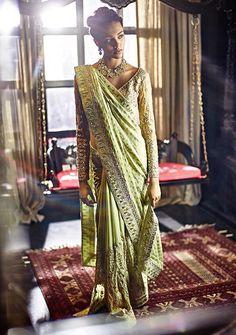 anita dongre summer bride 2015