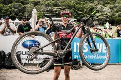 2016 UCI Mountain Bike World Cup #1 - Cairns (AUS) - XCO » http://www.ilovegirlriders.com/site/articles/9-races/125-2016-uci-mountain-bike-world-cup-1-cairns-aus-xco - #ilovegirlriders #iamagirlrider #ilgr #girlriders #xco #downhill #uci #worldcup #annikalangvad #annika #langvad #ucimtbworldcup #mtb