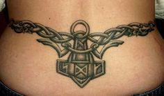 Viking Art Thorshammer 10 by DarkSunTattoo.deviantart.com