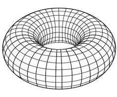 Math is always better over an orientable genus one pastry, the tastiest of topological examples. Op Art, Graphic Design Illustration, Sacred Geometry, Graphic Design Inspiration, Geometric Shapes, Cover Art, Design Elements, Pattern Design, Mandala