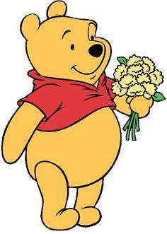 winnie pooh clip art winnie the pooh cartoon clip art images free rh pinterest com