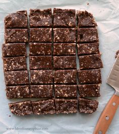 Healthy Snack Bars - naturally sweetened and good for you too!