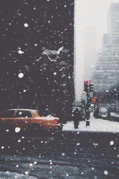 I want snowww