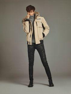 Lee Kwang Soo and Nara make the perfect couple in 'Buckaroo' pictorial! Korean Wave, Korean Star, Korean Men, Korean Actors, Running Man Cast, Running Man Korean, Korean Fashion Summer Casual, Asian Fashion, Men Fashion