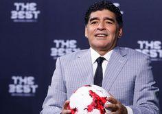 """Готовится операция """"футбольный преемник""""? Марадона хочет получить российское гражданство"""
