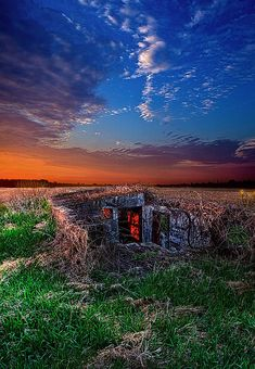 The Open Window by Phil Koch. A little much HDR work, but brings the colors together nicely.