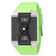 Reloj Digital The One Verde Flúor  http://www.tutunca.es/reloj-the-one-x-watch-negro-verde-fluor