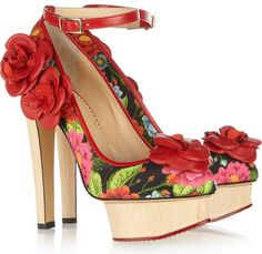 A Garden Party For Your Feet - Click for More...